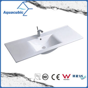 Sanitary Ware Bathroom Sink Hand Wash Ceramic Basin pictures & photos