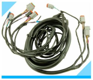 Factory Custom Automotive Engine Wire Harness pictures & photos