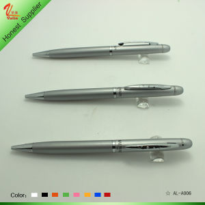 Silver Pen for Promotion Advertising Pen Metal Pen pictures & photos