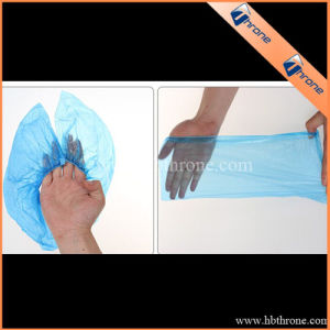 Disposable PE Shoe Cover CPE Shoe Cover PE Elastic Cleanroom Overshoes