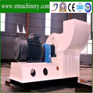 55kw Motor Biomass Hammer Crusher, 3 Ton Output Hammer Grinding Machine pictures & photos
