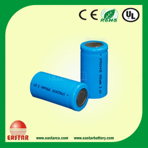 Hot Sale! Ifr22430p 950mAh Lithium Ion Battery 3.2V pictures & photos