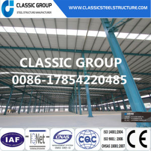 Low Cost Warehouse Steel Price for P0refabricated Light Steel Structure Warehouse pictures & photos