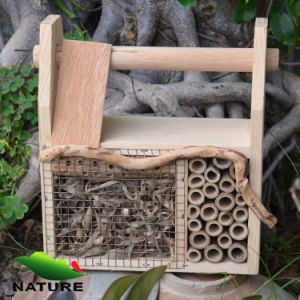 Wholesale New Product Wood Bee House for Garden