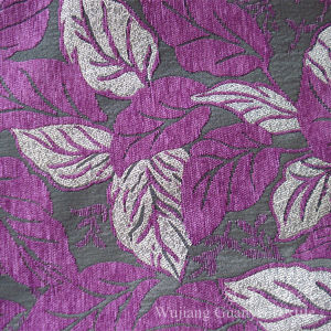 Upholstery Short Hair 100% Polyester Chenille Fabric for Home Textile pictures & photos