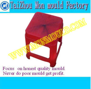 Plastic Injection Stool Mould, Cheap Kitchen/Outdoor Bar Stool Mould pictures & photos
