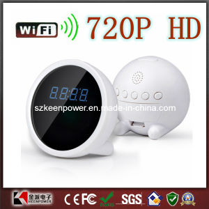 WiFi Alarm Clock Camera for Free Shipping pictures & photos