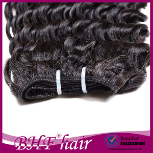 8A Grade Virgin Unprocessed Human Hair Virgin Chinese Hair Loose Wave 4 Bundles Loose Deep Curly Queen Weave Beauty Spring Curls pictures & photos
