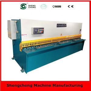 Hydraulic Swing Beam Shearing Machine CE and ISO