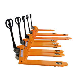 High Quality 5 Ton Hydraulic Hand Pallet Truck pictures & photos