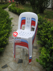 Outdoor Easy Stackable Plastic Chair for Wedding pictures & photos