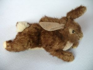 Country Dog Real Life Rabbit Plush Stuffed Toy pictures & photos
