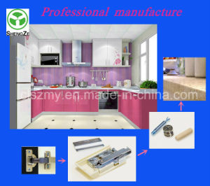 American Style High Glossy Lacquer Kitchen Cabinets for Small Kitchen Designs pictures & photos