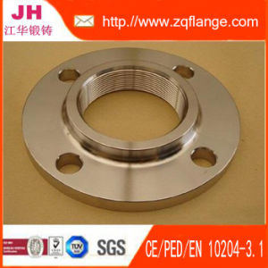 PVC Valve Pipe Fitting Flange DIN Standard Pn10 pictures & photos