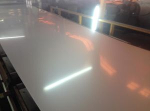 Cold Rolled Stainless Steel Sheet (HL Finish) pictures & photos