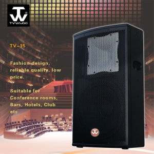 Stage DJ Monitor Front of House Main Sound Loudspeaker