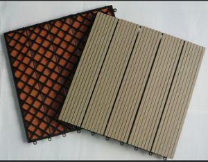 Exteriors WPC DIY Tiles (30S30-5) pictures & photos