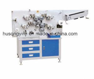 Multi Colors Satin Label Printing Machine pictures & photos