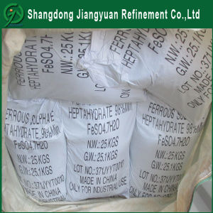 Ferrous Sulphate Heptahydrate Green Vitriol Ferrous Sulphate 91% pictures & photos
