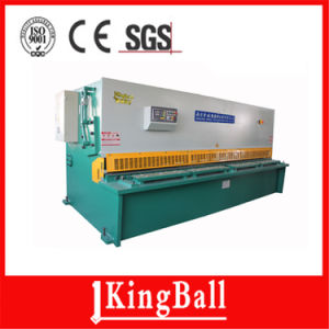 Hydraulic Shearing Machine QC12k Series, CNC Shearing Machine (QC12K 6X2500) pictures & photos