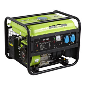CE High Quality 2.5kw Portable Gasoline Inverter Generator (WH3500I) pictures & photos