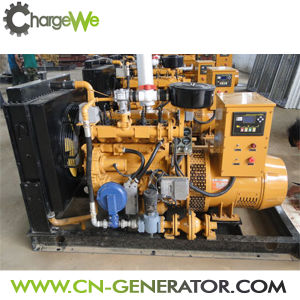 Three Phase Output Type 30kw Biogas Generator /Electric Gas Generator pictures & photos