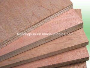 Linyi Furniture Grade Red Hardwood Bintangor Plywood pictures & photos