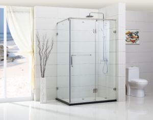 Frameless Hinge Rectangular Shower Enclosure  (WLZ-002)