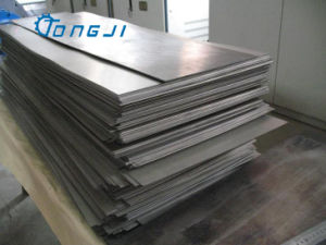 Monel 400 Nickel Alloy Sheet pictures & photos