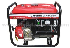 Launtop Style 2kw to 5kw Gasoline Home Use Generator pictures & photos