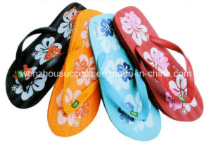 Hot Selling Rubber Beach Slipper Flip Flop pictures & photos
