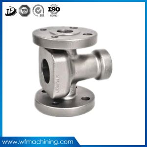 OEM Stainless Steel Ductile/Grey Iron Casting From Precision Metal Casting Supplier pictures & photos