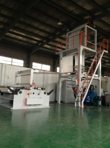 400-1000mm Size LDPE&HDPE Film Blowing Machine pictures & photos