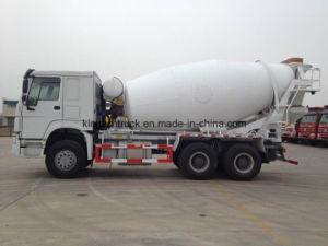Sinotruk Brand Concrete Mixer Truck/Mixer Truck/Cement Mixer Truck