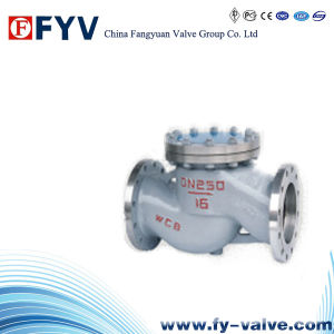 API Swing/Lift Flanged Check Valve Wafer pictures & photos