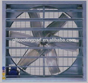 Negative-Pressure Exhaust Fan of Industrial Use pictures & photos