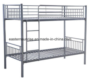 Hot Sale School Student Dormitory Steel Bunk Bed pictures & photos