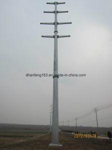 Monopole Power Transmissionsteel Steeltower pictures & photos