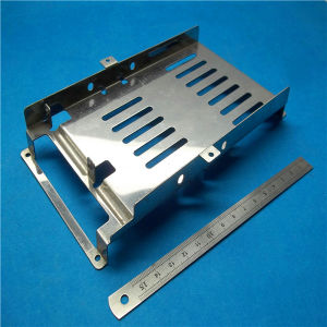 China Sheet Metal Custom Stainless Steel Fabrication Precision Stampings