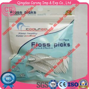 OEM Printed Custom Plastic Dental Floss pictures & photos