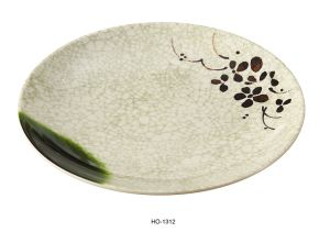 High Quality China Melamine Salad Plate Dinnerware for Restaurant pictures & photos