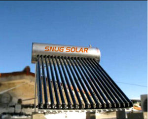 High Pressured Compact Solar Water Heater pictures & photos