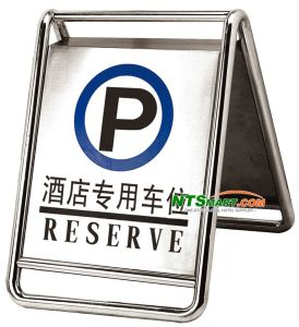 Parking Board/Floor Sign (000001528) pictures & photos