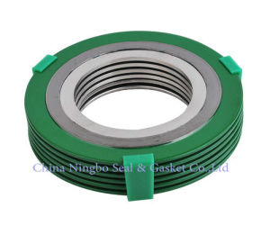 304ss and Graphite Filler Spiral Wound Gasket pictures & photos