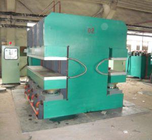 Vulcanizer Press Automatic Plate Rubber Hydraulic Vulcanizing Machine pictures & photos