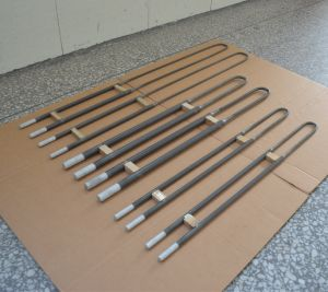 U Shape 1700/1800 Mosi2 Heating Elements, Mosi2 Heater pictures & photos