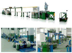 Electrical Wire Electronic Cable Extrusion Line Cable Making Machine pictures & photos