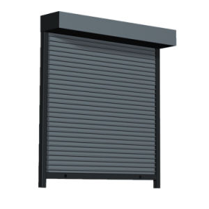 Good Quality and Security Roller Shutter/Roller Shutters/Rolling Shutters/Rolling Door pictures & photos