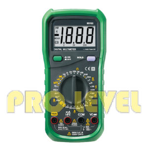 Professional 2000 Counts Digital Multimeter (MY60) pictures & photos