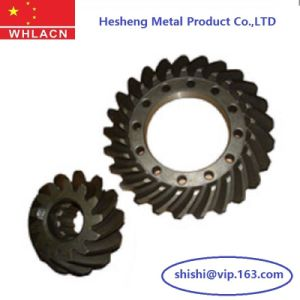 Precision Investment Stainless Steel Casting Gear Motorcycle Parts pictures & photos
